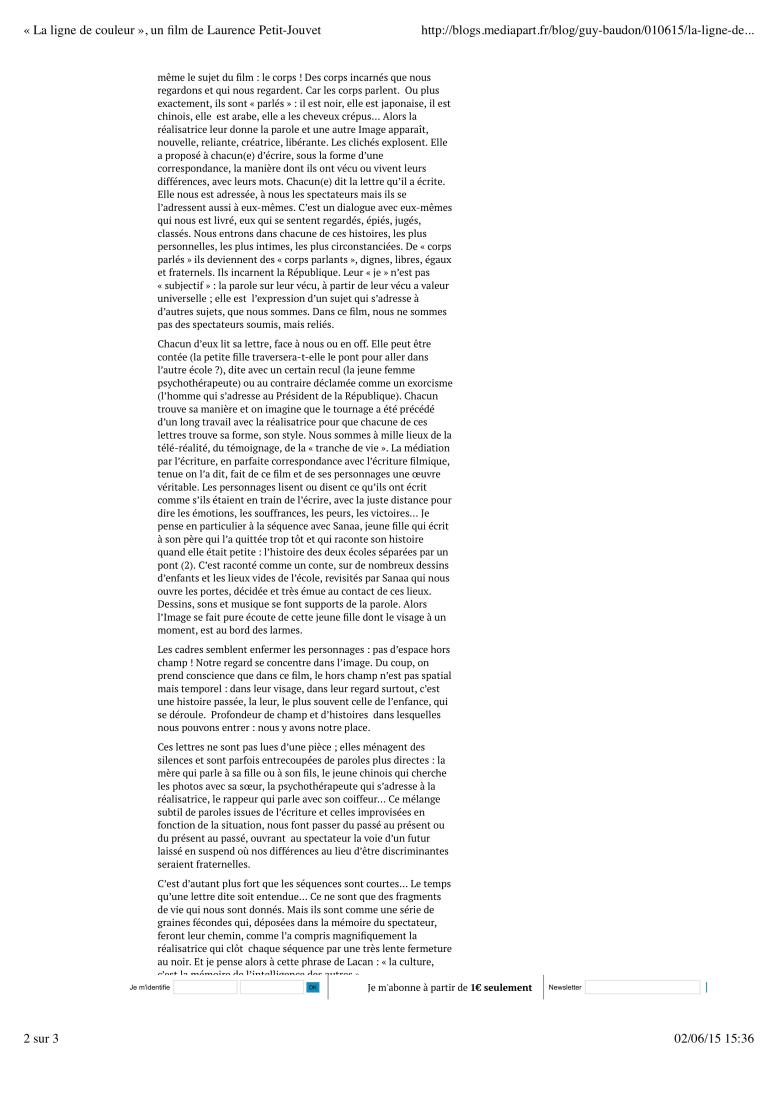 Article de Guy Baudon p.2
