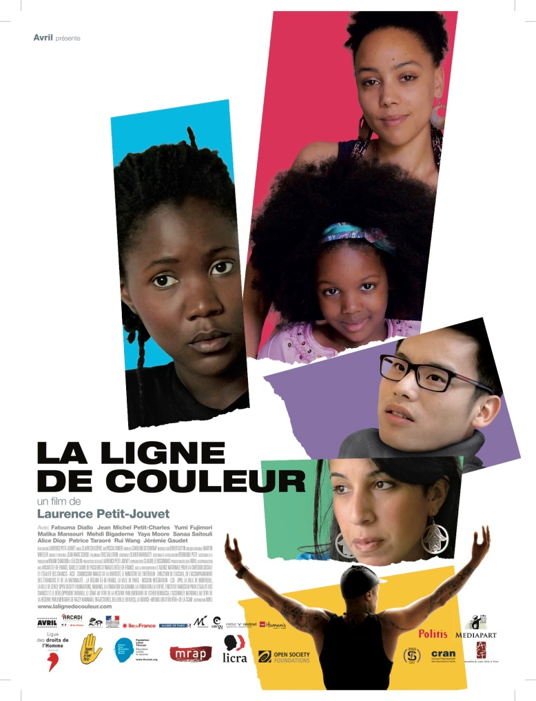 Lalignedecouleur.com affiche