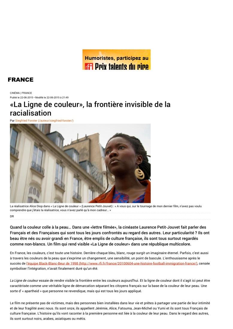 lalignedecouleur.com RFI 1