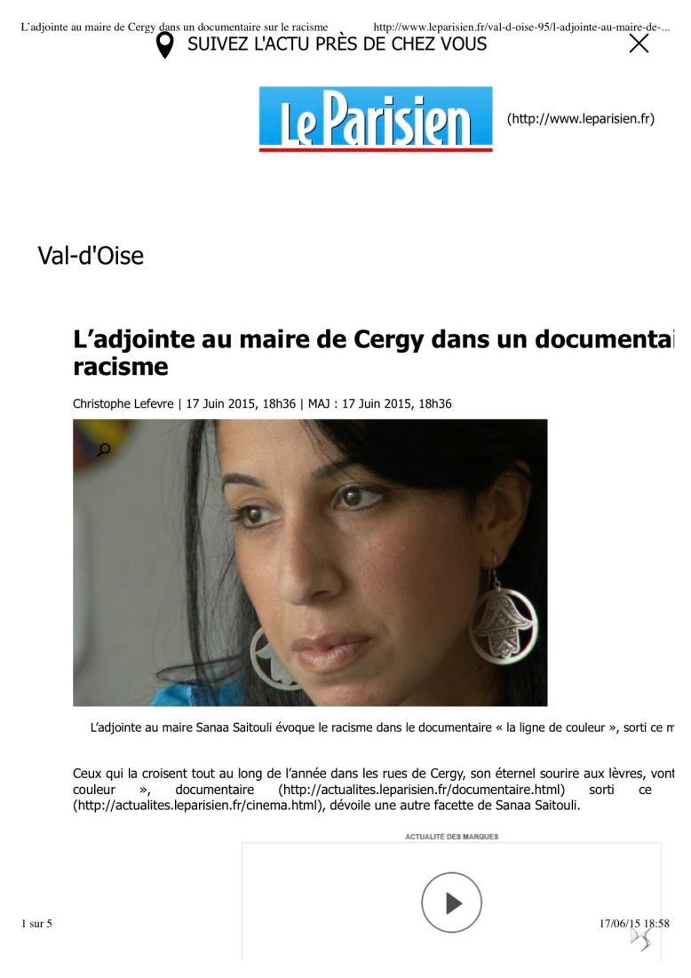 Le Parisien LDC 1