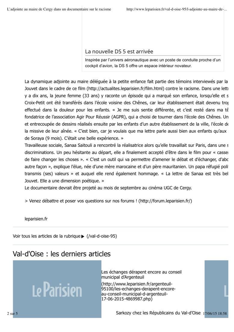 Le Parisien LDC 2